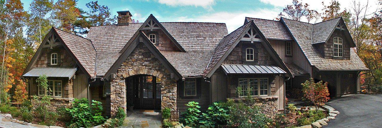Natural Bark Siding Waynesville | BarkClad Exterior Home