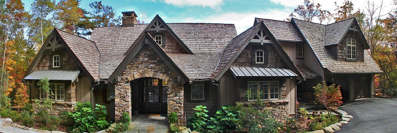 Natural Bark Siding Waynesville | BarkClad Exterior Home