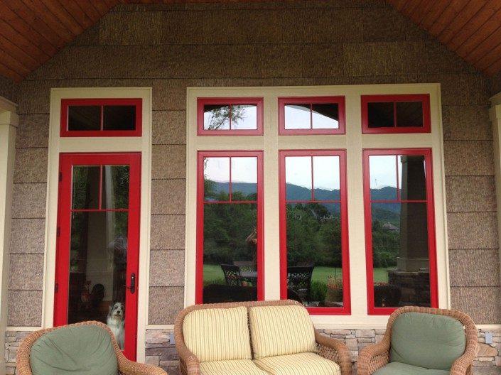 Poplar Bark Siding Hendersonville | BarkClad Exterior Home 10