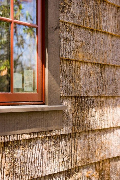 Natural Bark Siding Asheville | BarkClad Exterior Home 11