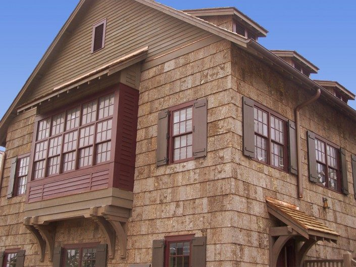 Natural Bark Siding Waynesville | BarkClad Exterior Home 5