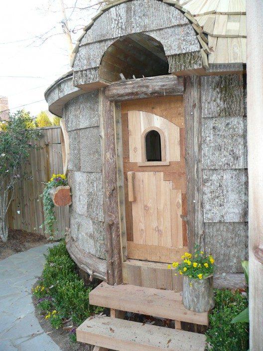 Natural Bark Siding Asheville | BarkClad Exterior Home 7