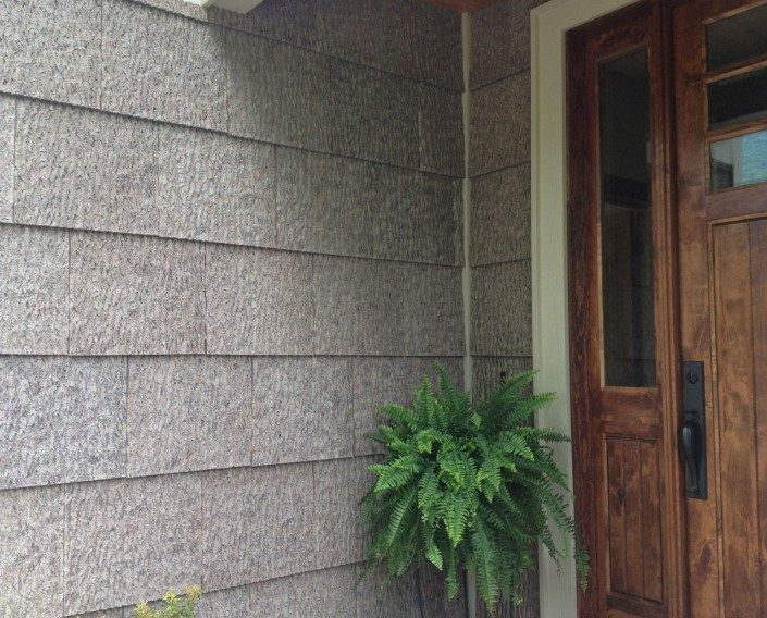 Natural Bark Siding Waynesville | BarkClad Exterior Home 9