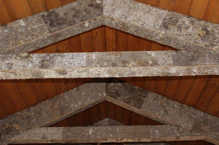 Bark Siding Asheville | Fake Bark Asheville | Faux Bark Hendersonville | Barkclad Interior Beams