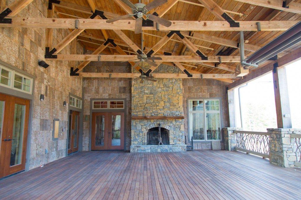 Bark Siding Asheville | Fake Bark Asheville | Faux Bark Hendersonville | Barkclad Interior Polar Bark Designs