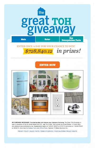 Click on the poster above to enter your chance to win BarkClad's SmartBark - the world's first engineered bark siding!